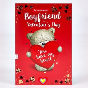 Valentine's Day Cards for Boyfriend