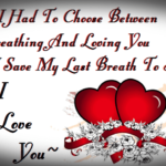 Awesome message for your valentine
